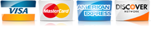 Durham & Sons, Inc. accepts most credit cards for Air Conditioner in Melbourne FL.