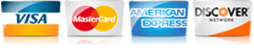 For AC in Melbourne FL, we accept most major credit cards.